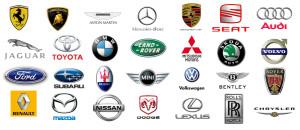 Car logo list