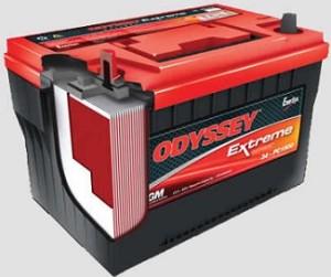 odyssey batteries cut