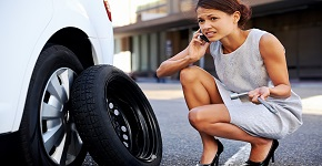 e-assistance-Australia-flat tyre-web