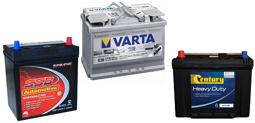 car batteries melbourne